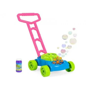 MUSIC LAWNMOWER WITH SOAP BALLOONS