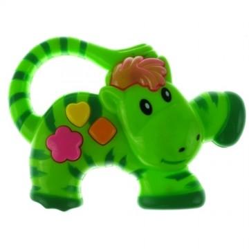 Fun Toy Singing Jungle - Zebra