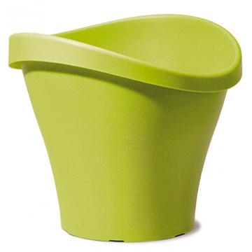 Flower pot - TULIP-WAVE Ф30 cm.