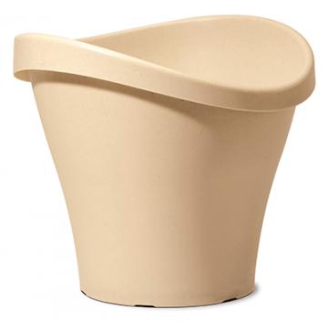 Flower pot - TULIP-WAVE Ф 41 cm.