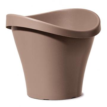 Flower pot - TULIP-WAVE Ф 48 cm.