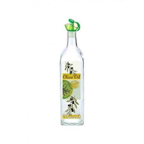 Decorated Oil Bottle 0.5 lt