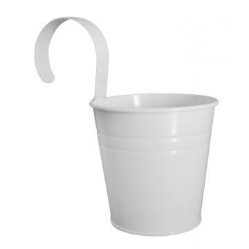 FERONYA-Metal pot with handle-Large