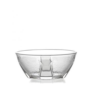 Glass bowl Burak