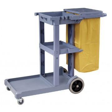 Professional cleaning carts 125x51x95 см