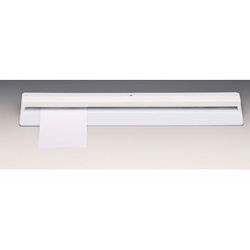 Acrylic note holder - white