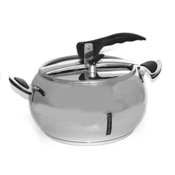 Pressure cooker 6 lt - APPLE