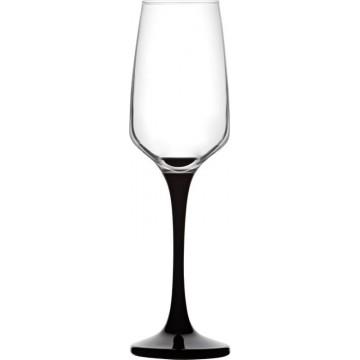 ART LAL - Champagne glass 6 pcs. 230 cc