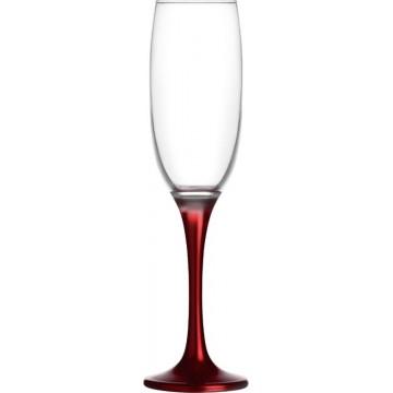 ART VENUE - Champagne glass 6 pcs. 220 cc