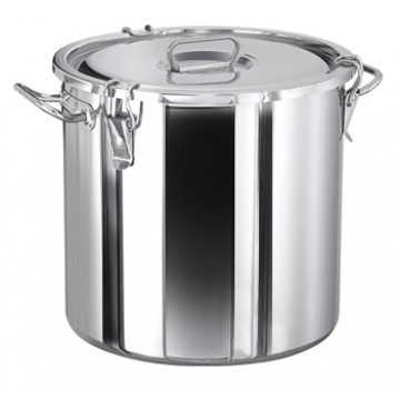 NETLON - Pail for food with Double Bottom 17 lt