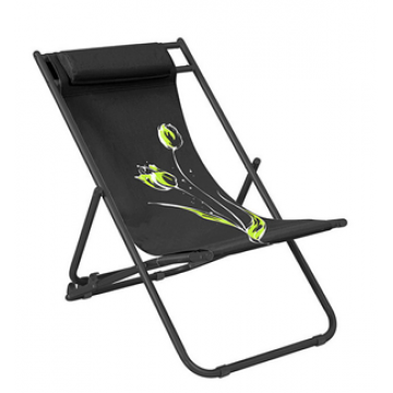 Beach chair FLОWER 3-position