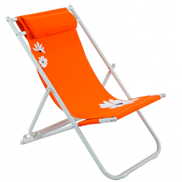 Beach chair 3-position