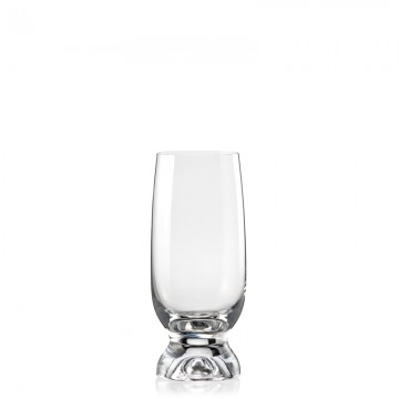 CRYSTALEX - GINA Tall glass tumbler for beverages 210 ml