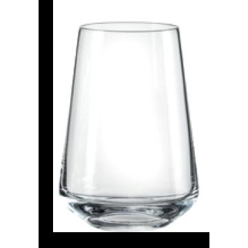 CRYSTALEX - SIESTA Glass tumbler for beverages 380 ml