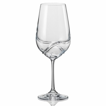 CRYSTALEX - TURBULENCE Glass tumbler for red wine 550ml