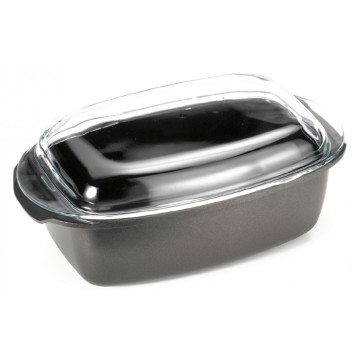 ANTIK ARS - Deep tray with lid 10 l.
