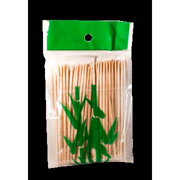 Bamboo skewers 10 cm-100 pcs package