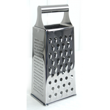 Grater with round handle