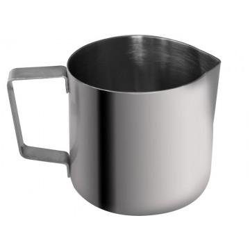 Conical inox jug 400 ml