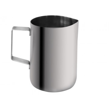 Conical inox jug 1000 ml