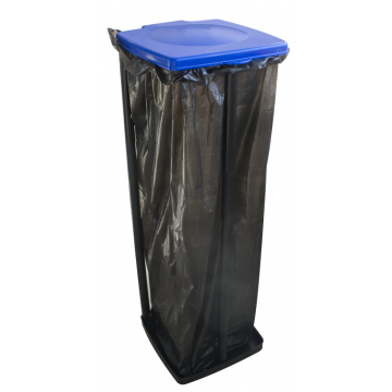 "ALPFA - Folding stand for waste bag ""Quadra"" 120lt SQUARE"
