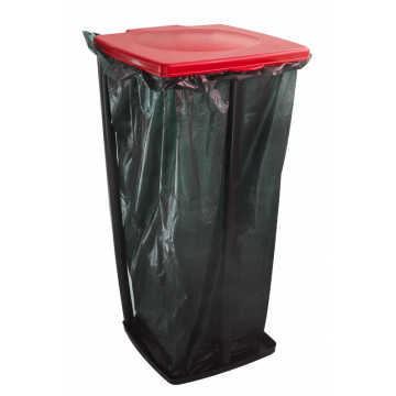 "ALPFA - Folding stand for waste bag ""Quadra"" 60lt SQUARE"