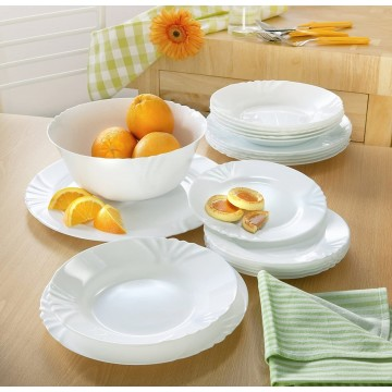 Dinner set Luminarc Cadix 19 pcs