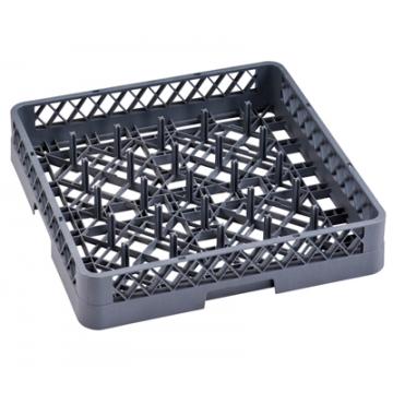 Basket for plates 25 places 50*50*10 cm