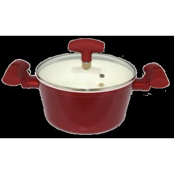 pot GRAMMY 24 sm red