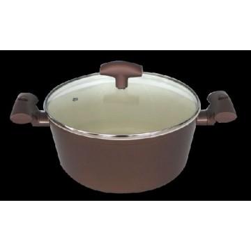 Pot GRAMMY 24 sm brown