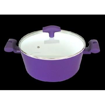 Pot GRAMMY 24 sm violet