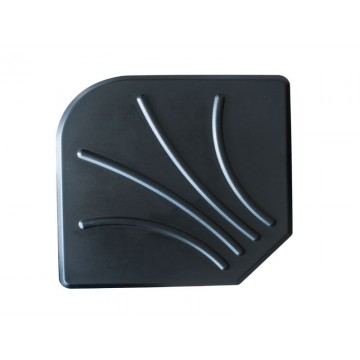 Umbrella stand block - black