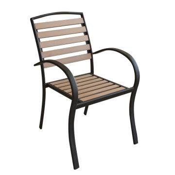 chair with armrest -POLYWOOD