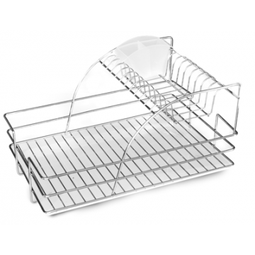 Plate rack on the 2nd floor. CHROME LUX