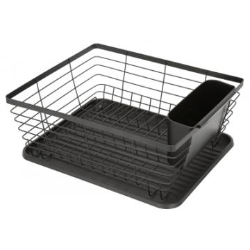 MATT BLACK-Dish rack 36 cm