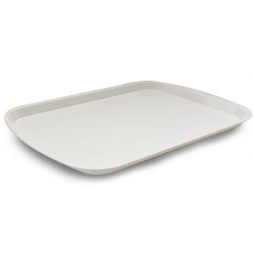 ATLAS - Plastic serving tray - White №1