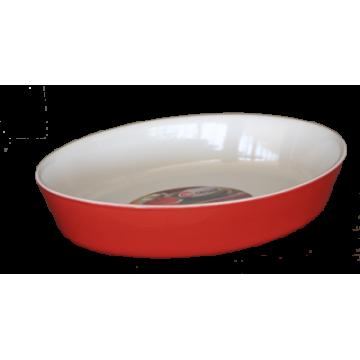 oval baking dish 25x21.5x5 sm