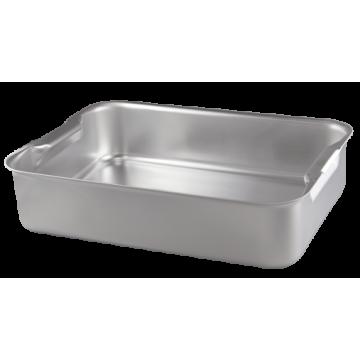 Aluminum baking tray 42,5x31xh10cm