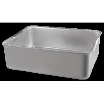Aluminum baking tray 47,5x36xh15cm
