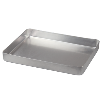 Aluminum Pastry baking tray 46x33xh2,5cm