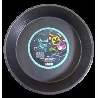 Round deep tray ф36х8cm