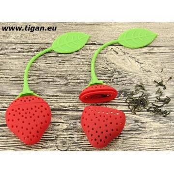 Silicone Strawberry Tea Infuser