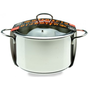 Chrome pot - Metalac Elegant Lux 2 lt