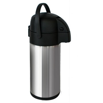GOLMATE-THERMOS STAINLESS STEEL WITH PUMP 3.5l