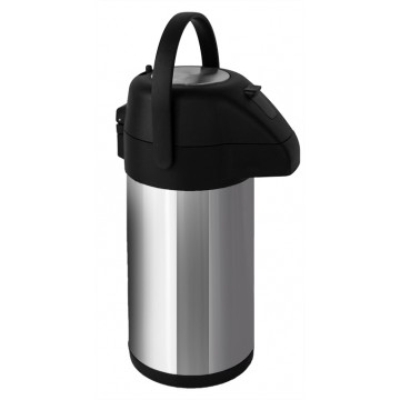 GOLMATE-THERMOS STAINLESS STEEL WITH PUMP 2,2l