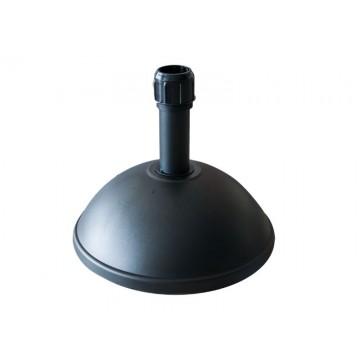Umbrella stand - 25 kg. Hemisphere